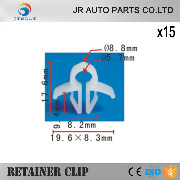 wiring harness retainer clips electrical cable clamps and wire clips