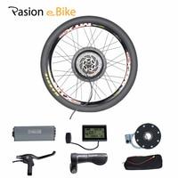Passion Ebike 48V1000W Bicicleta Electric Bicycle Conversion Kit Bike Rear Wheel Motor