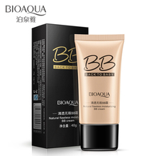 BIOAQUA Brand 3 Colors Natural Flawless BB Cream Makeup Concealer Oil-control Liquid Foundation Moisturizing Cosmetics 40ml