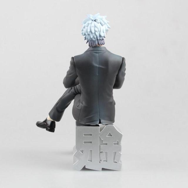 Аниме фигурка Гинтоки Гинтама 15 см 5