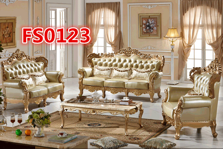 Italian Antique Style Sofa FS1023