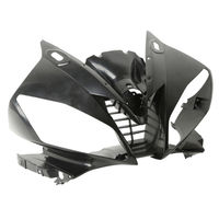 Upper Front Fairing Cowl Nose For YAMAHA YZF R6 YZF R6 06 07 Unpainted Black White