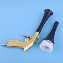 CITALL Car Tornado Car Motorcycle Machine Dry Cleaning Gun Brush Funnel Interior Clean Funnel Without Brush Spray Tool
