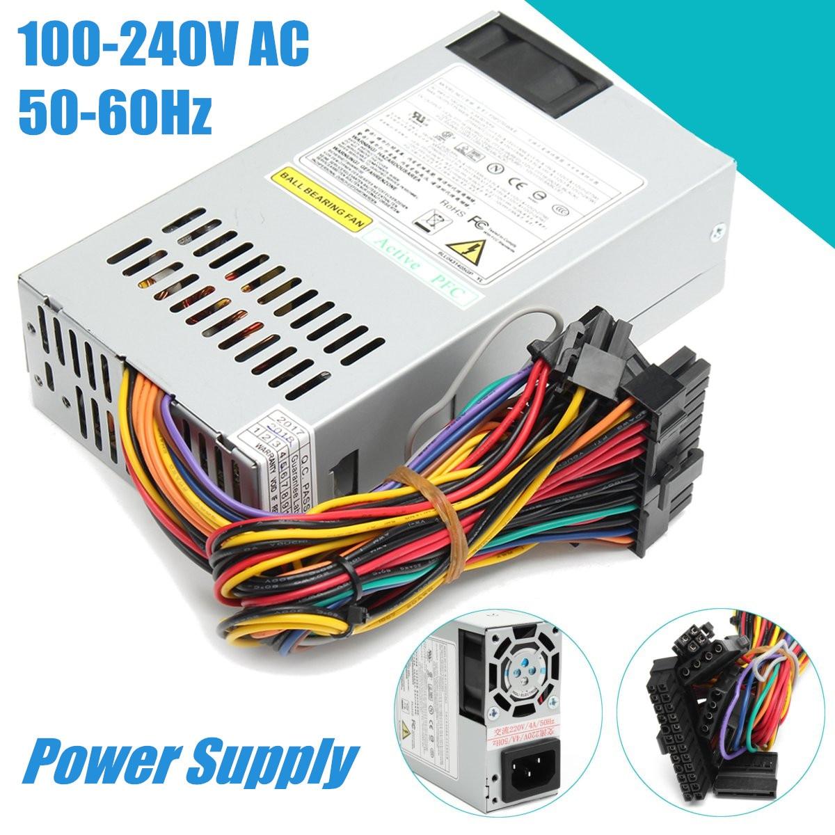 Computer Power Supply 1U FSP270 100-240V AC Small Desktop Computer Cash Register узник замка иф dvd