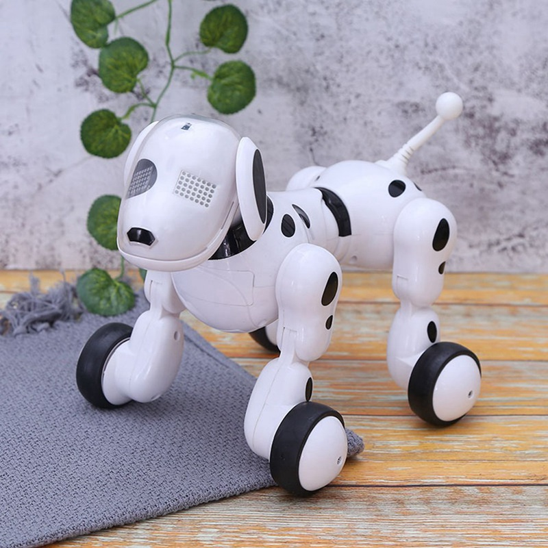 купить Wireless Remote Control Smart Dog Electronic Pet Educational Children's Toy Robot Without Box Birthday Gift недорого