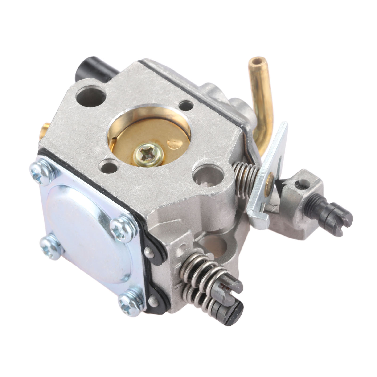 Image 2 - DRELD Carburetor For Stihl 024 026 MS240 MS260 024AV 024S Chainsaw 1121 120 0611 Replace OEM Walbro WT 194 WT 194 1 wt 22 Carb-in Chainsaws from Tools