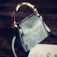 New handbag wholesale 2016 portable retro scarf killer bag shoulder bag cross all-match letters