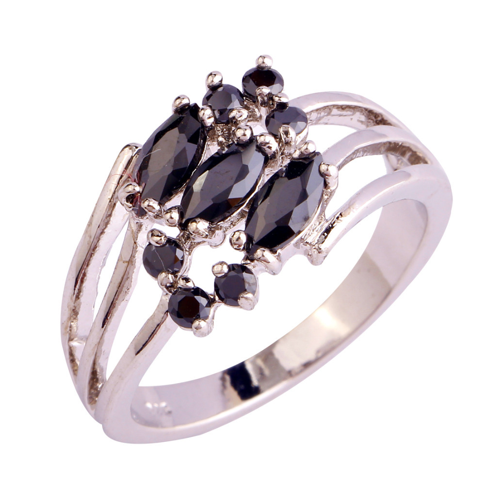 Black Spinel Ring Price