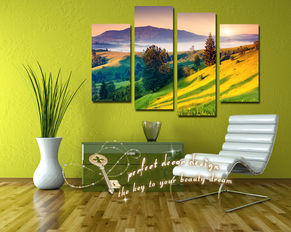 Printed Picture Art Pictures More Darling Outside Scenery Cuadros ...