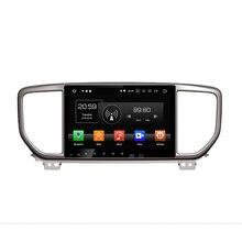 OTOJETA android 8,0 автомобильный мультимедийный плеер для kia Sportage 2019 octa core 4 Гб оперативная память 32 Встроенная стереосистема с GPS и навигацией г стерео устройства