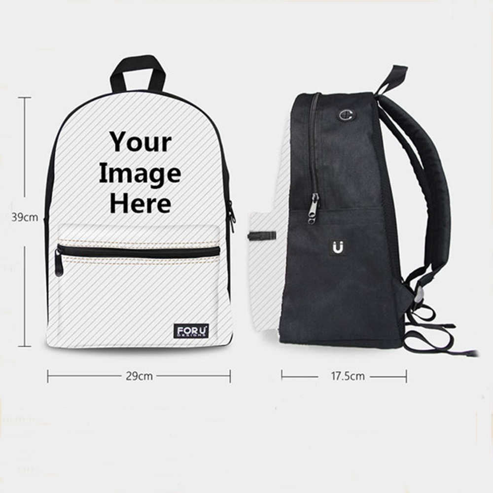 FORUDESIGNS Cool Galaxy Star Space Universe Schoolbag for Teenager Girls Boys High School Children Canvas Book Bags Mochila Kids