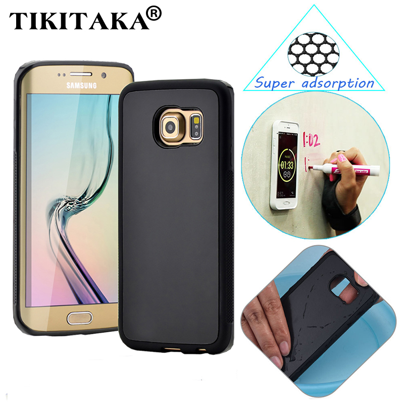 S6 S7 Anti gravity Phone Case For Samsung Galaxy S6 S7 ...