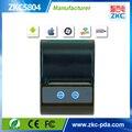 2 pulgadas wifi impresora térmica, 58mm impresora de recibos inalámbrica, WIFI móvil pos impresora ZKC5804