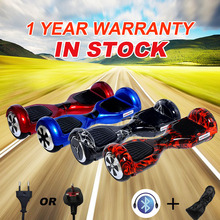 Hoverboard smart Self Electric Scooter Self Balancing skateboard unicycle overboard oxboard Balance Wheel Hover Board