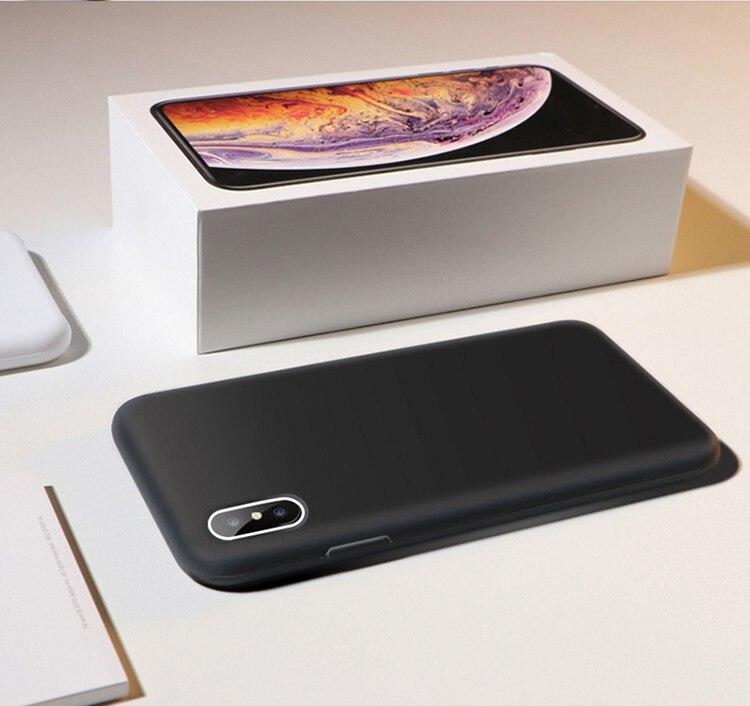 Подставка резиновый корпус резинка для Xiaomi Mi 9 черный