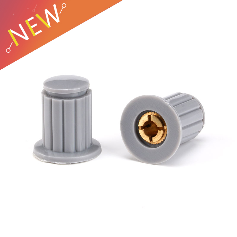 5PCS/lot WXD3-13 knob button cap is suitable for high quality WXD3-13-2W turn around special potentiometer knob image