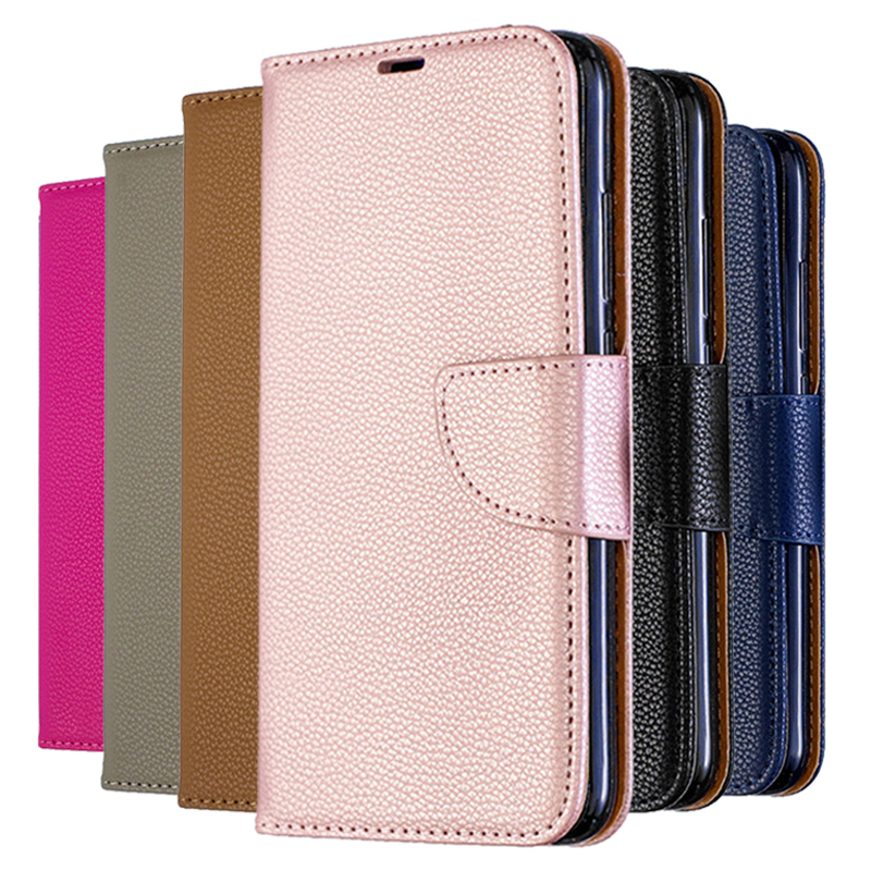 Case For Samsung S10 S9 Plus Note10 Plus Etui A51 A71 A10 A20 E A30 A40 A50 A70 S M10 M20 M30 A6 J6 J4 A7 2018 Flip Wallet Cover