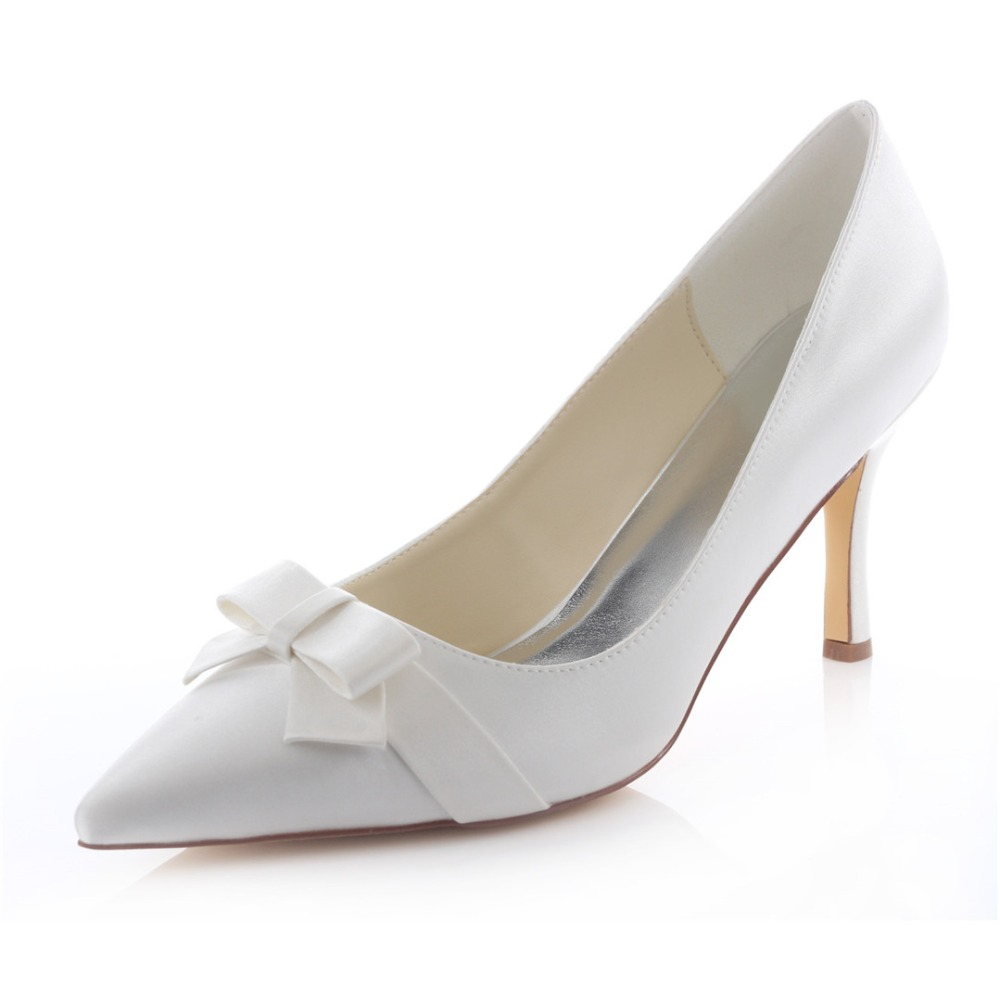 New 2016 Spring Autumn Pointed Toe font b Women s b font Dress Court Shoes High