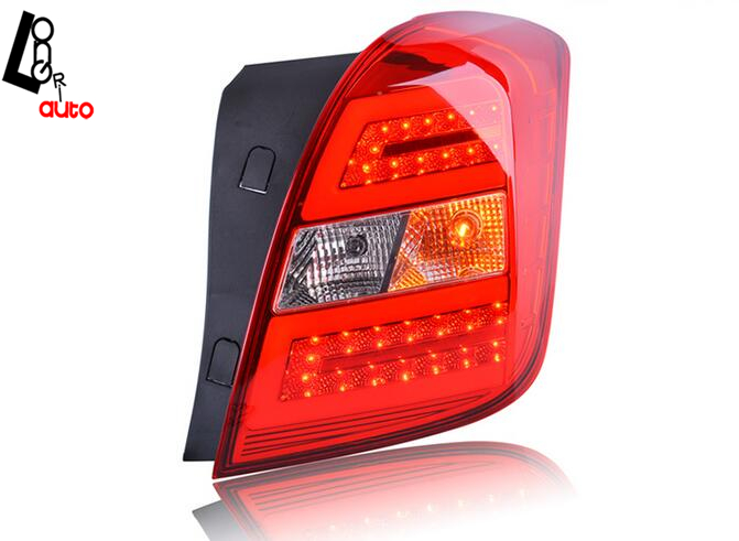 где купить Car Styling LED Rear Light For Chevrolet Trax 2014-2016 Tail light Brake Light по лучшей цене