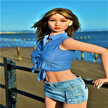 168センチメートル # あゆみによって海tpe金属スケルトンセックス人形本物のオナホールvajina愛人形男性の人形