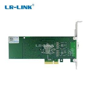 Image 4 - LR LINK 9701EF SFP Gigabit Sợi Quang Ethernet Mạng 1000 Mb PCI Express Card Lan Máy Chủ Adapter INTEL 82546 NIC