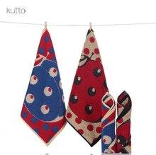 Kutto Cotton towel wipe wash kindergarten children cloth cotton small