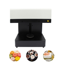 купить Vilaxh One Cup DIY Art Coffee Printer For Food Cake Cappuccino Biscuits Flower Printing Machine Free Edible ink онлайн