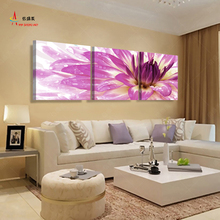 modern flower paintings 3 piece large canvas print wall art modular painting on decoration oil paint decorative pictures picture