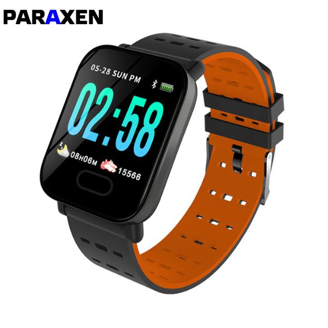 PARAXEN Waterproof Fitness Tracker