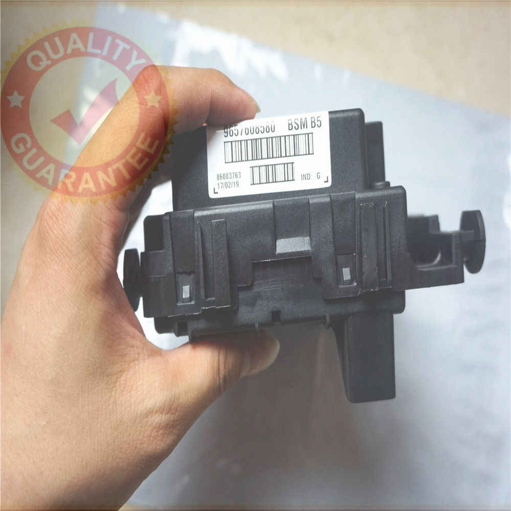 small resolution of  9657608580 fuse box module general system relay controller body control for peugeot 206 cabrio 307 cabrio