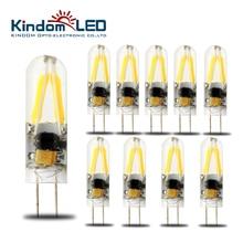100pcs led lamp 12 volt led bulb led light bulbs acu0026dc 2w 3w cob led bulb equal 20w lamp spotlight chandelier