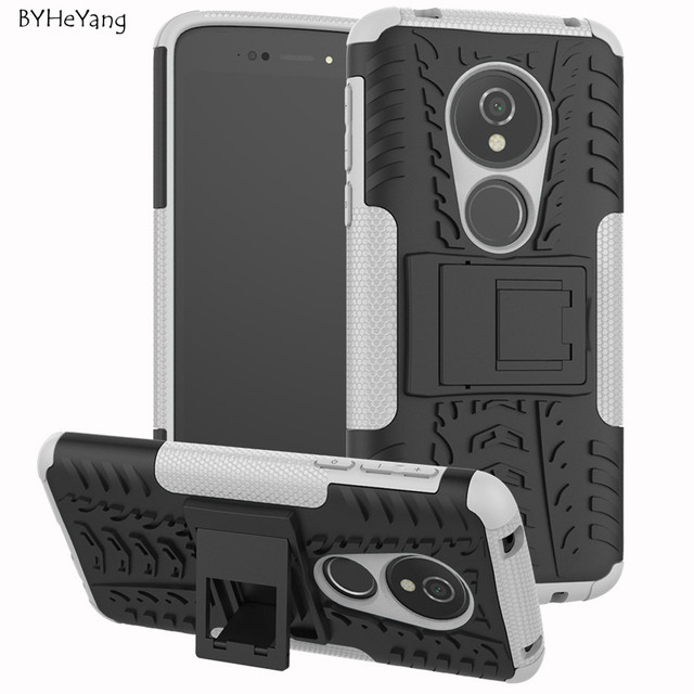 premium selection a4b31 f0a1a US $2.68 6% OFF|BYHeYang For Motorola Moto G6 Play Case Heavy Duty Armor  Slim Hard Tough Rubber Cover Silicon Phone Case for Moto G6 Play Cover-in  ...
