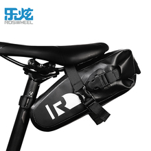 ROSWHEEL DRY series cycling bike bicycle saddle bag accessories 1.3L 100% waterproof