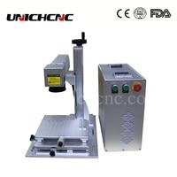 Hoge configuratie portable mini fiber laser marker|device|   -