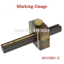 8inch/20cm Ebony British Easy-Slide Marking Gauge Mortise Gauge Wood Scribe Woodworking Measuring Tool ebony small light plane tool