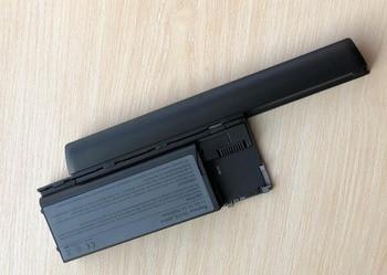 9 CELLS 7800mAh Laptop Battery For Dell Latitude D620 D630 D630N PC764 FG442 TD175