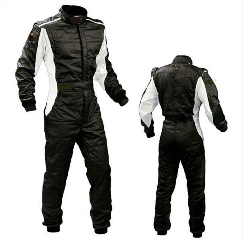 2018 One-piece vêtements de course moto vêtements dérive ride service paquet courrier voiture salopette costume de course costume