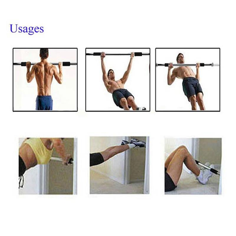 250kg Adjustable Door Home Gym Bar Exercise Workout Chin Up Pull Horizontal Bars Sport Fitness Equipment Free Fastly Shipping  холодильный стол охлаждаемый полюс carboma bar 250