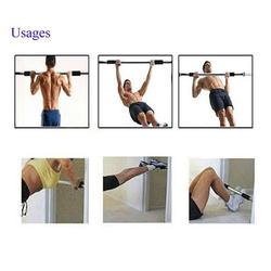 250kg Adjustable Door Home Gym Bar Exercise Workout Chin Up Pull Horizontal Bars Sport Fitness Equipment Free Fastly Shipping