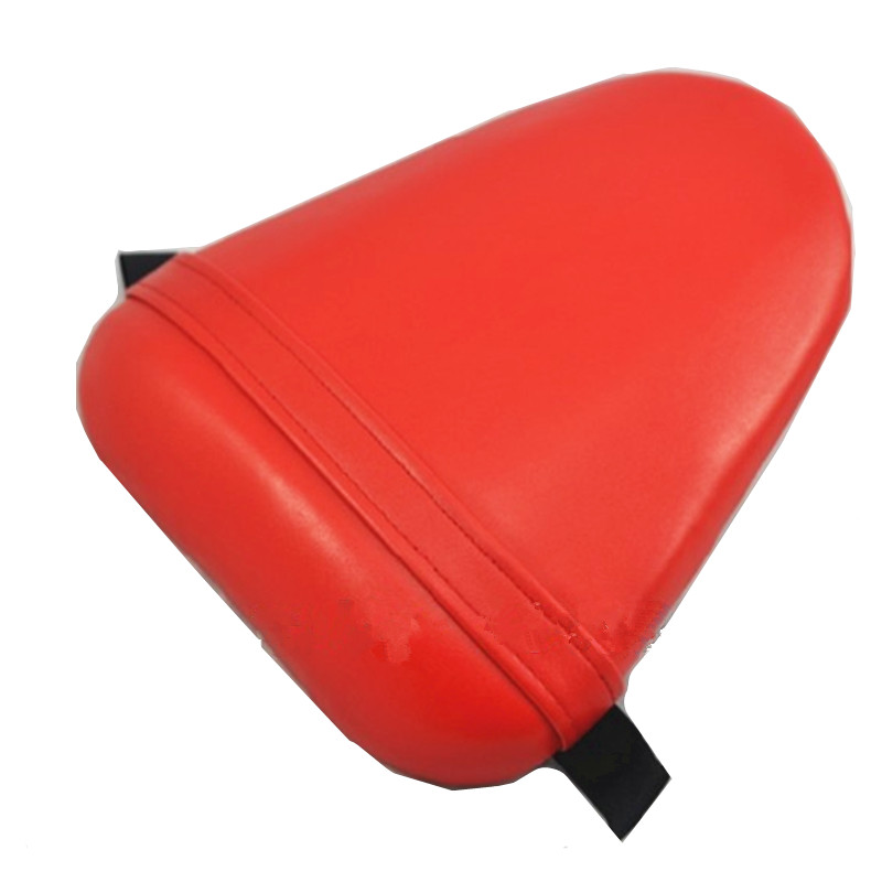 Red Rear Pillion Passenger Seat <font><b>For</b></font> <font><b>Yamaha</b></font> YZF <font><b>R6</b></font> <font><b>2008</b></font> - 2012 Motorcycle image