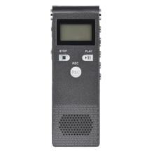 Профессиональный диктофон для голосового аудио 8 ГБ Mp3 музыкальный плеер звук активный 384 кбит/с поддерживает многоязычный для B