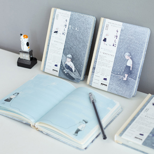 Diary Notebook Office School Supplies Gift Thicken Student Notepad