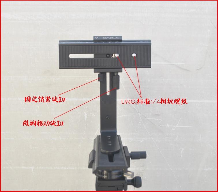 Professional 360 Swivel DSLR SLR Panoramic Tripod Ball Head Gimbal Bracket Kit For 5D2 5D3 6D 7D2 5D4 1DX D800 D500 DSLR Camera
