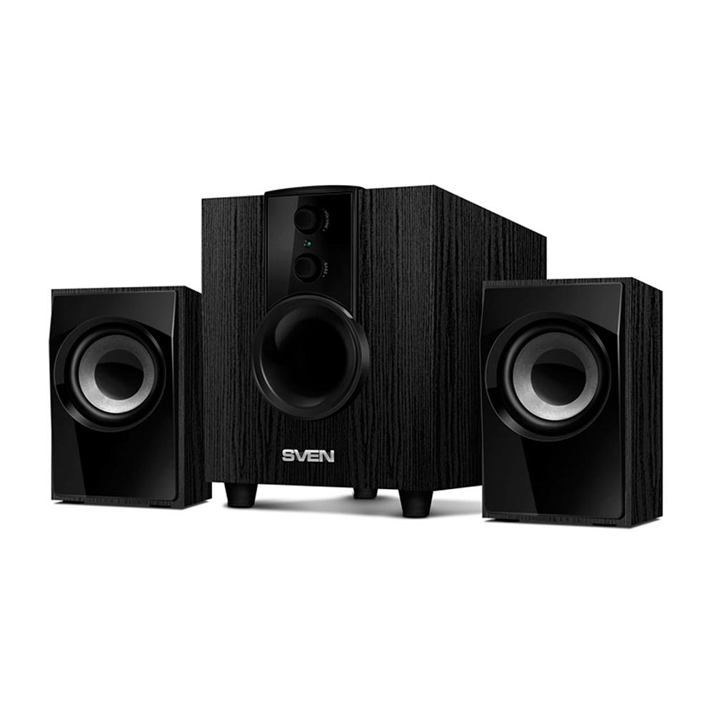 Consumer Electronics Portable Audio & Video Speakers SVEN SV-014810 акустическая система sven ms 107 sv 014810 black