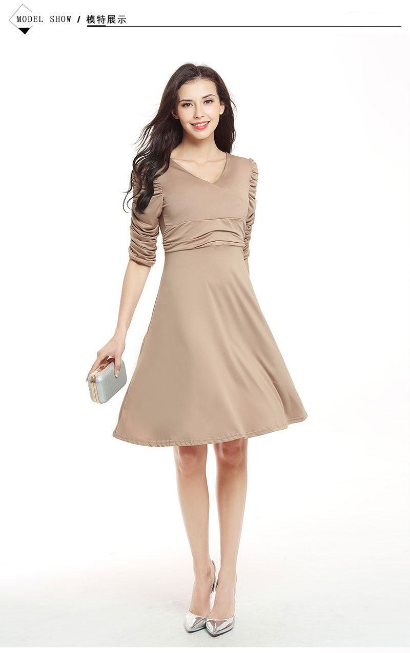 781183e9031aa 8 ألوان S XXL الفساتين اللون النقي 2017 أمريكا أزياء نمط بنات سليم ...