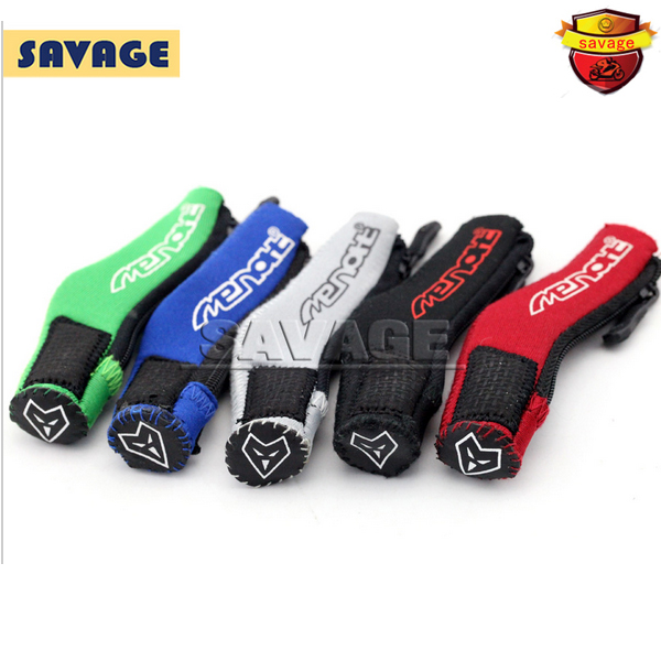 1pcs For KAWASAKI ZX-6R ZX-10R ZX-9R ZX-12R ZX-14R Motorcycle Pedal Gearshift Cloth Shift Sock Boot Shoe Protector 5 colors for yamaha fz 1 fz 8 fz 6 fazer xj6 tdm900 motorcycle pedal gearshift cloth shift sock boot shoe protector 5 colors