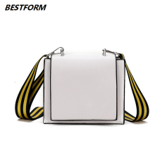 BESTFORM Mini Women Bag Flap Female Shoulder Bags For Travel Luxury Womens Messenger Crossbody Leather Ladies Fashion
