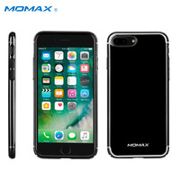 MOMAX Plating PC Wrapped Hard Case For Apple IPhone 7 Plus 7Plus 5 5 Inch Mobile