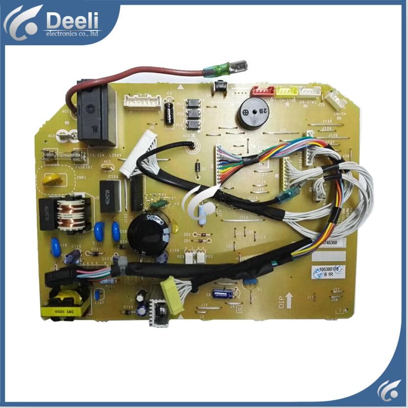 Подробнее о 95% new Original for Panasonic air conditioning Computer board 746368 CS-HE9KD1 circuit board on sale 95% new original for panasonic air conditioning board a746411 circuit board computer board
