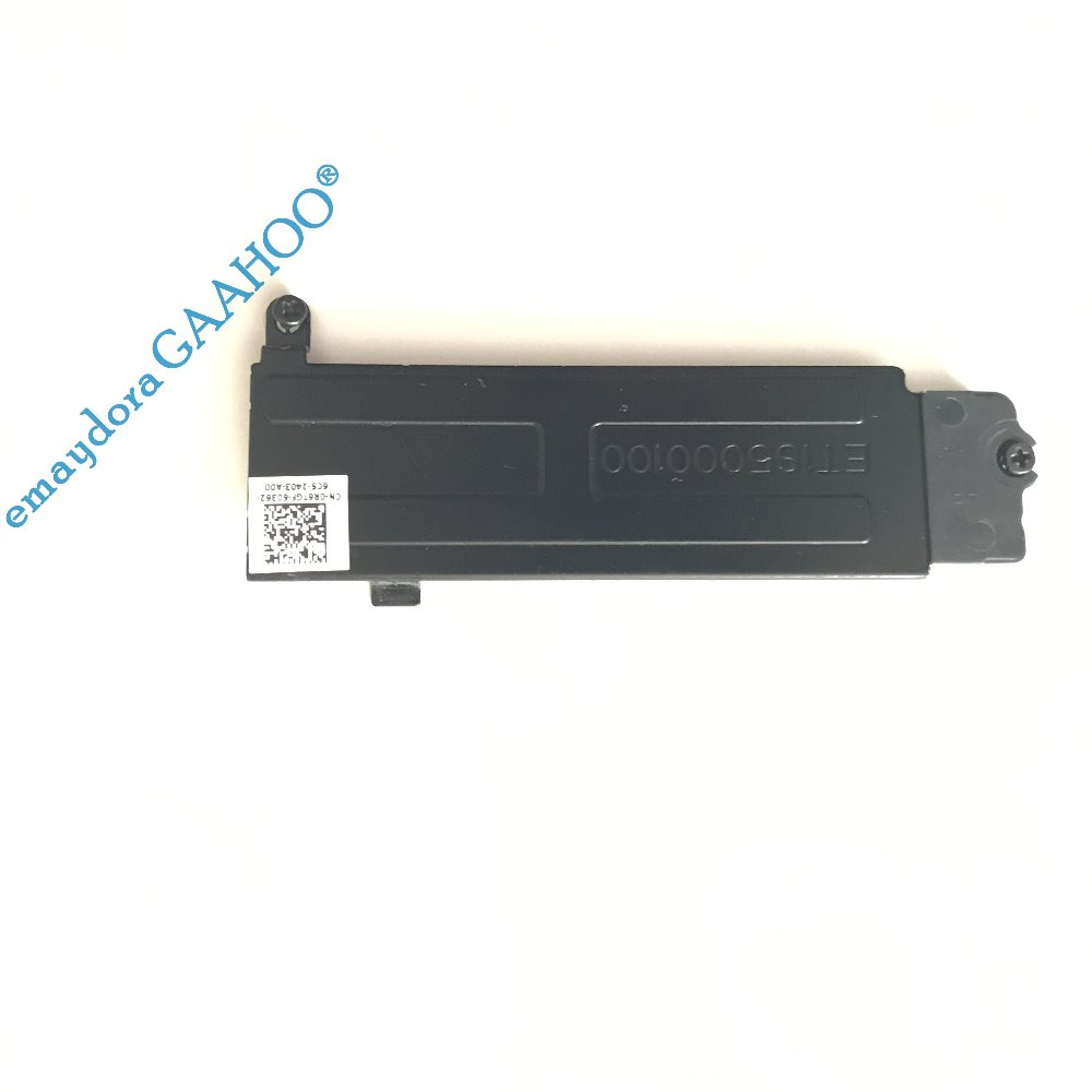 Brand new original laptop parts for <font><b>DELL</b></font> <font><b>LATITUDE</b></font> <font><b>7480</b></font> 7280 m2 PCI NVME 2280 SSD plate cooling 0R6TGF R6TGF image